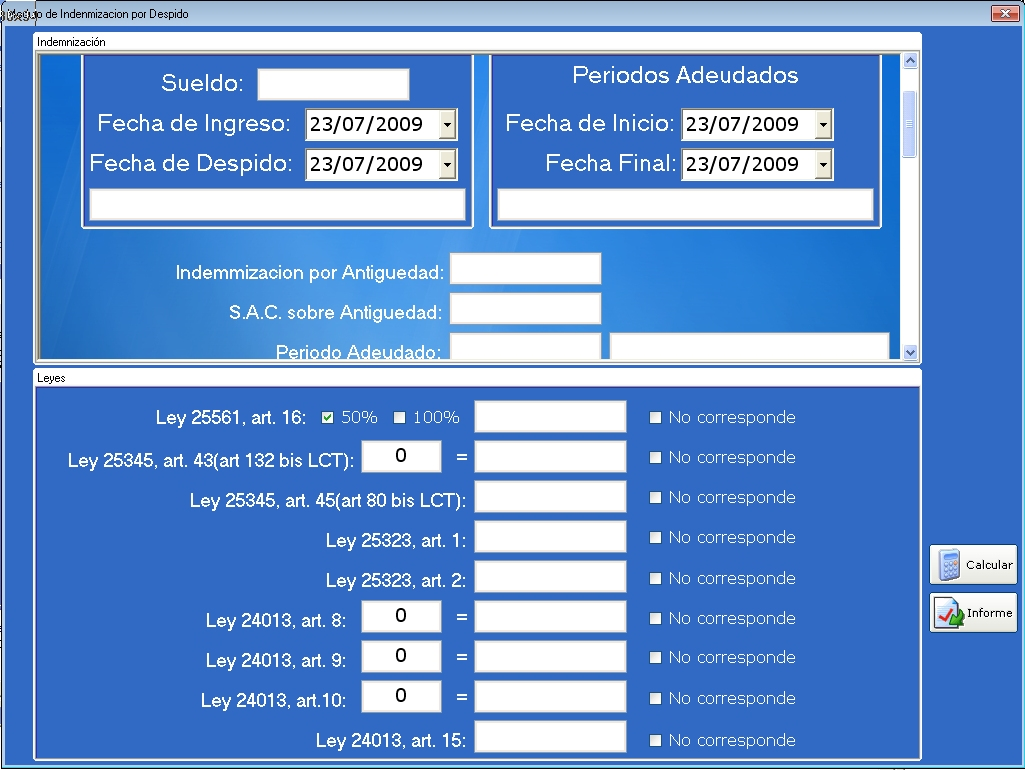 Software para estudios juridicos UltimateDoctor 2018